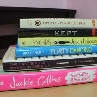 ALL BOOKS FOR PHP300 ONLY