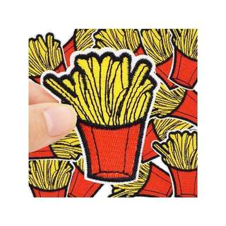 PO: french fries patch
