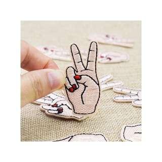 PO: peace patch