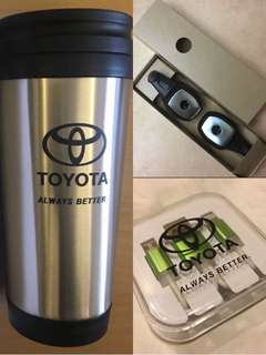 TOYOTA Merchandise - Always Better
