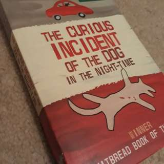"""The Curious Incident of the Dog in the Night-Time' by Mark Haddon"
