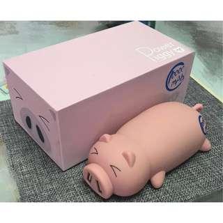 尿袋 叉電器 10000mah 豬 禮物一流