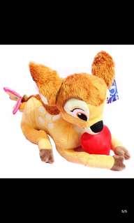 日本新款小鹿班比公仔bambi
