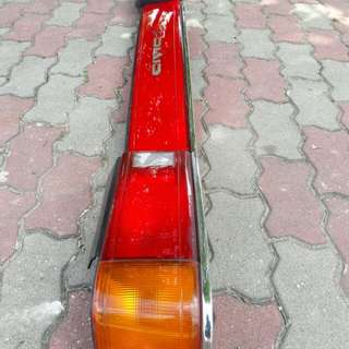 Honda Civic SH4 s.i 88 rear light with CIVIC reflector