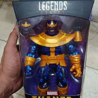 Marvel Legends Thanos comics ver.