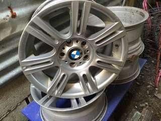 Original BMW E90 sport rim