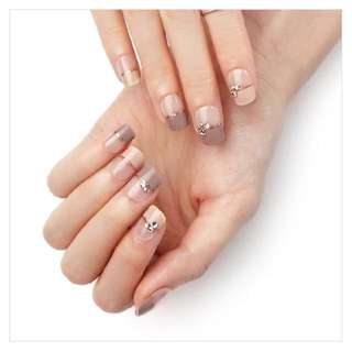 Self Nail Art - Korean J-001
