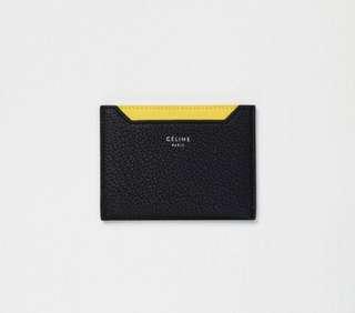 Celine cardholder