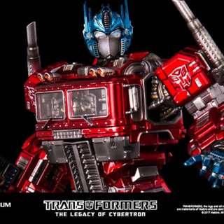 "12"" Optimus Prime Legacy of Cybertron Statue"