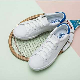 Keds ace leather blue