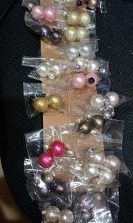 20pairs of earrings for $10