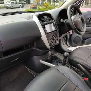 Nissan almera 1.5(A) 2015