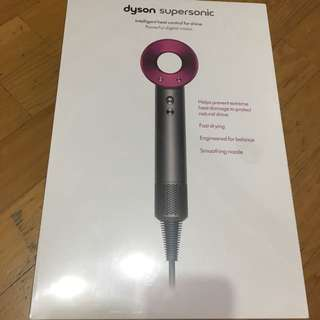 Dyson Supersonic™ 吹風機(桃紅色)