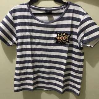 Crop top(t-shirt)