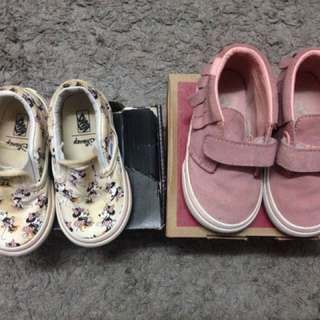wts vans toddler for newborn girl