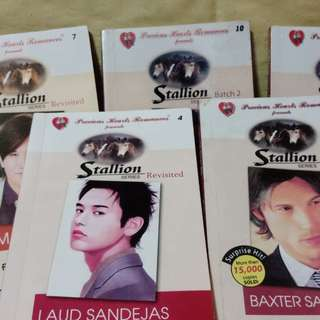 Pocketbook Set - Stallion Series
