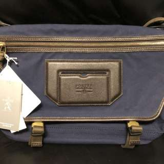 全新 Porter International - Bridge Messenger Bag