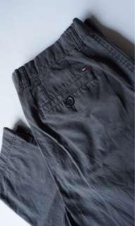 Tommy Hilfiger Washed Black Pant