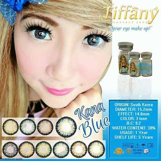 Contact Lens only 300 per pair good for 1yr use made in Korea