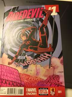 Marvel Daredevil #1