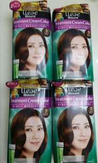 Liese Blaune Treatment Cream Color