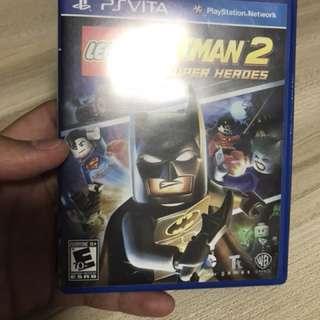 PS Vita LEGO Batman 2
