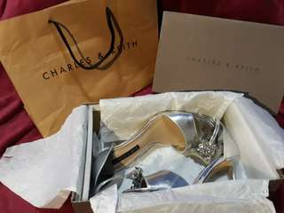 Charles and Keith Wedding/Formal/Semi Formal shoes