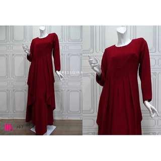 #50 DRESS QINA