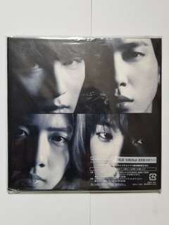 CNBLUE ~ In My Head 初回通常盤