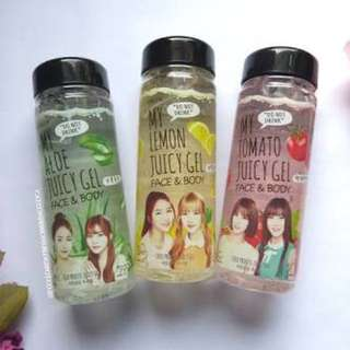Celebon juice gel