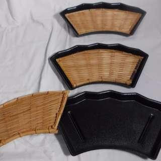 Metal Tempura Plate