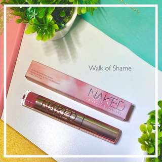 (PRICE REDUCED) URBANDECAY NAKED Lip Gloss - Walk of Shame