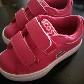 Authentic Lacoste Shoes
