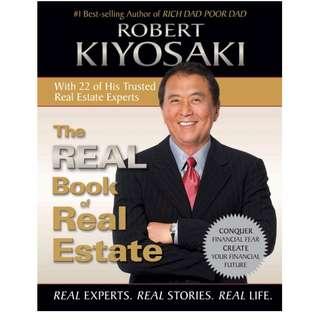 [S$1] The Real Book of Real Estate - Robert T. Kiyosaki