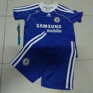 Chelsea Jersey 9 - 12 Month