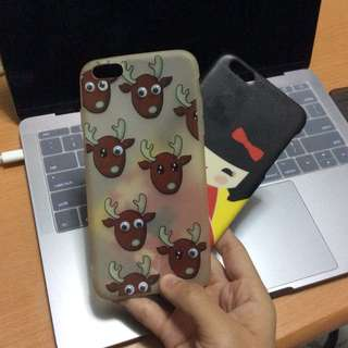 2 CASES FOR 100php  IPHONE 6 PLUS