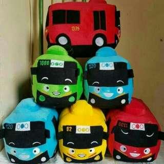 Boneka bus Tayo