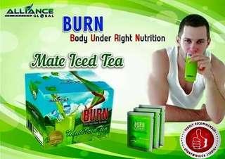 BURN MATE ICED TEA
