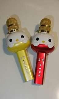 Hello Kitty Bluetooth Microphone