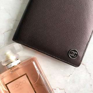 Chanel short wallet