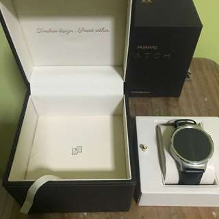 Unisex Huawei Montre Smart Watch (androidwear)