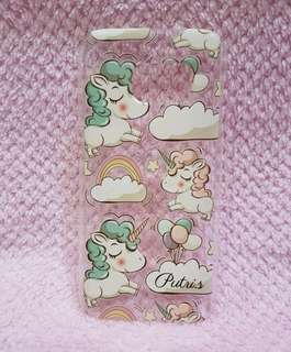 UNICORN HARFCASE FOR SAMSUNG S7 FLAT