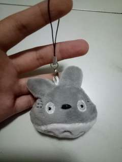 Soft Toy Hamster keychain