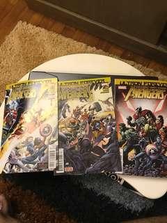 Avengers Ultron Forever COMPLETE