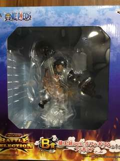One Piece Figurine battle version