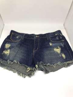 Shorts/celana pendek jeans stardivarius