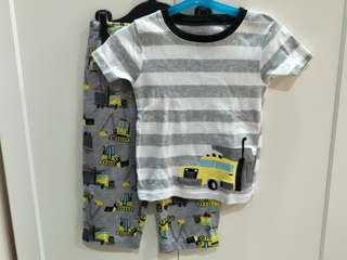 Carter's Set - Tshirt with Long Pant
