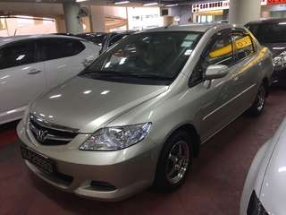 Honda City 1.5 Manual i-DSI