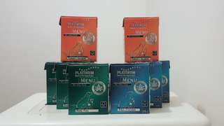 Platinum Menu 濕糧 3款口味 375g .共8盒