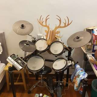 Roland Electronic Drum Set